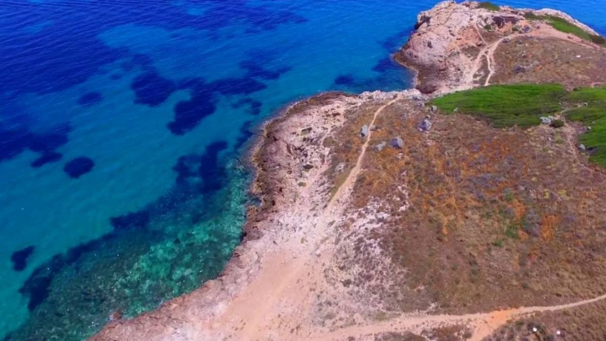 παραλία Μαρίκες Ραφήνα