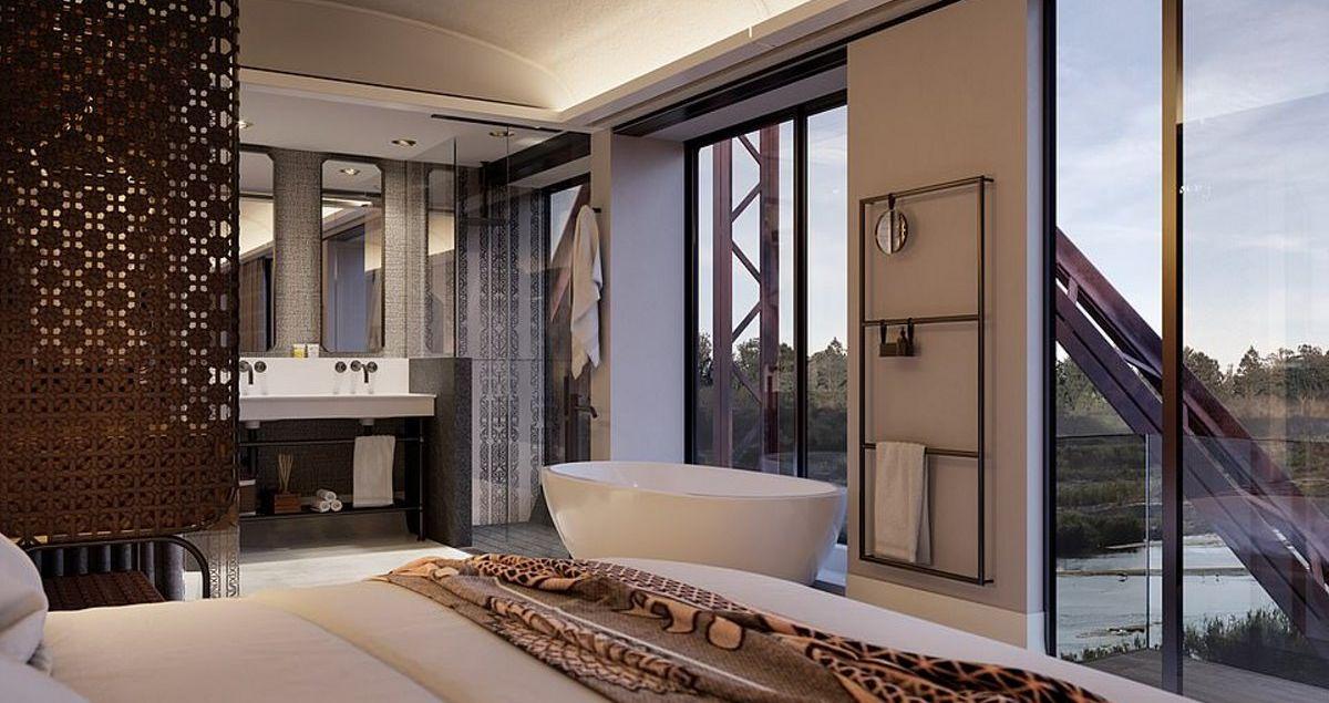 Kruger Shalati hotel στο Εθνικό Πάρκο Κρούγκερ