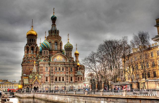 Ναός Αγία Πετρούπολη