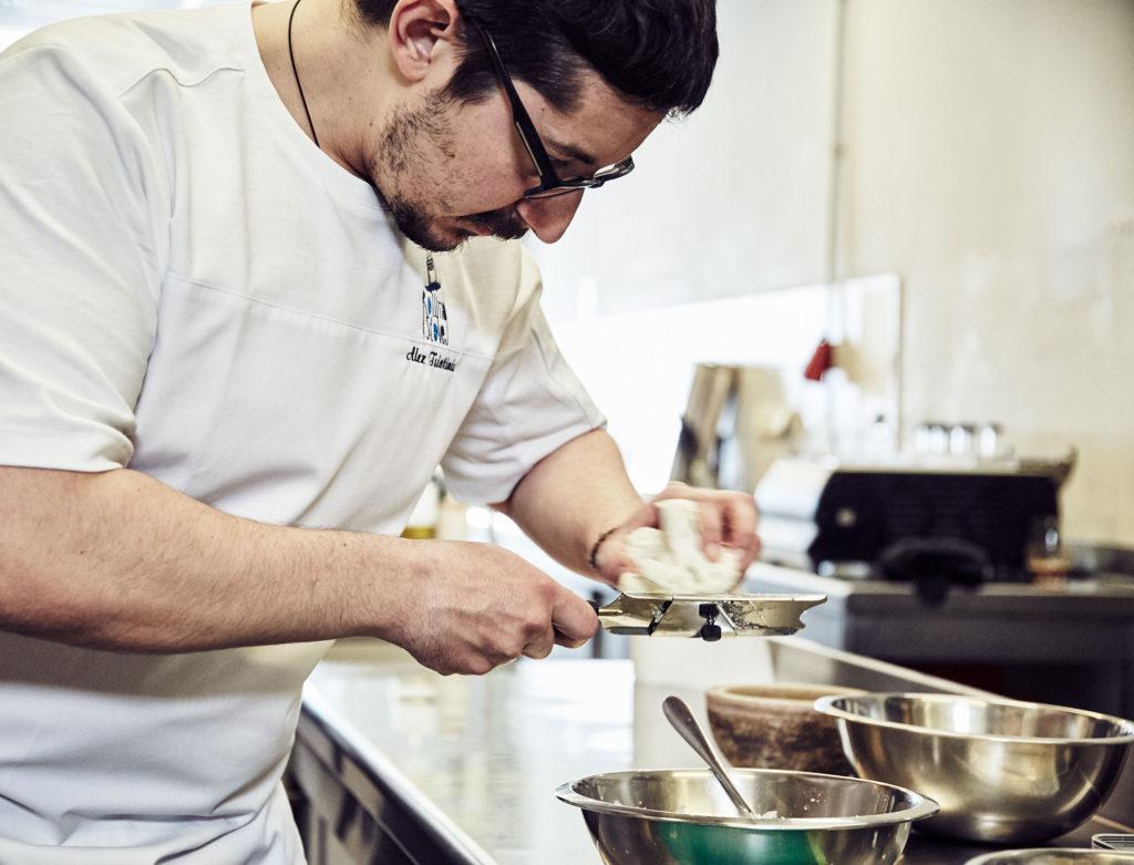 chef Tsiotinis kafeneio sitisi