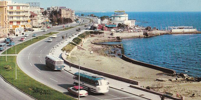 Παραλιακή, Αθήνα δεκαετία '80