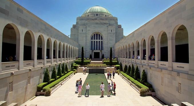 Μνημείο Πολέμου, Αυστραλία
