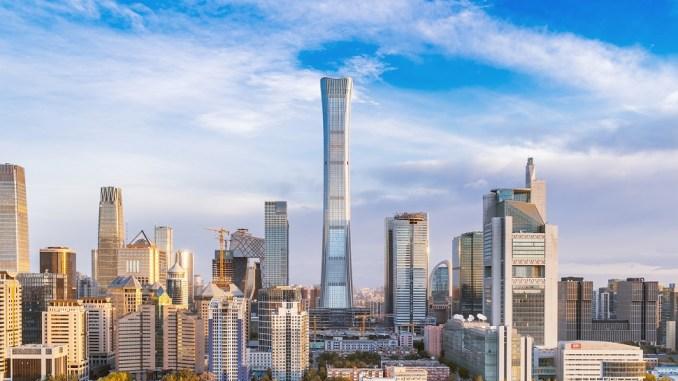 Το πανύψηλο Citic Tower στο Πεκίνο