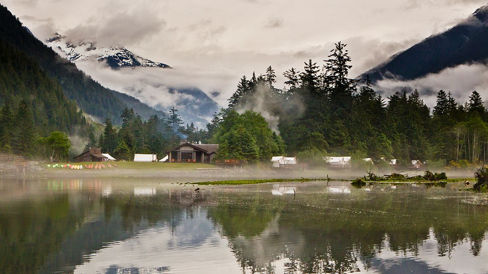 Clayoquot Wilderness Resort, Καναδάς