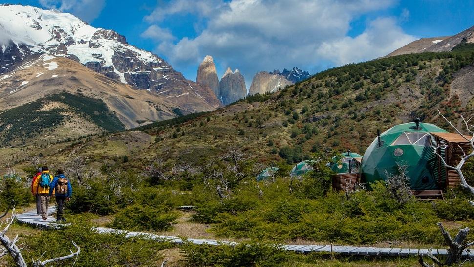 Ecocamp Patagonia