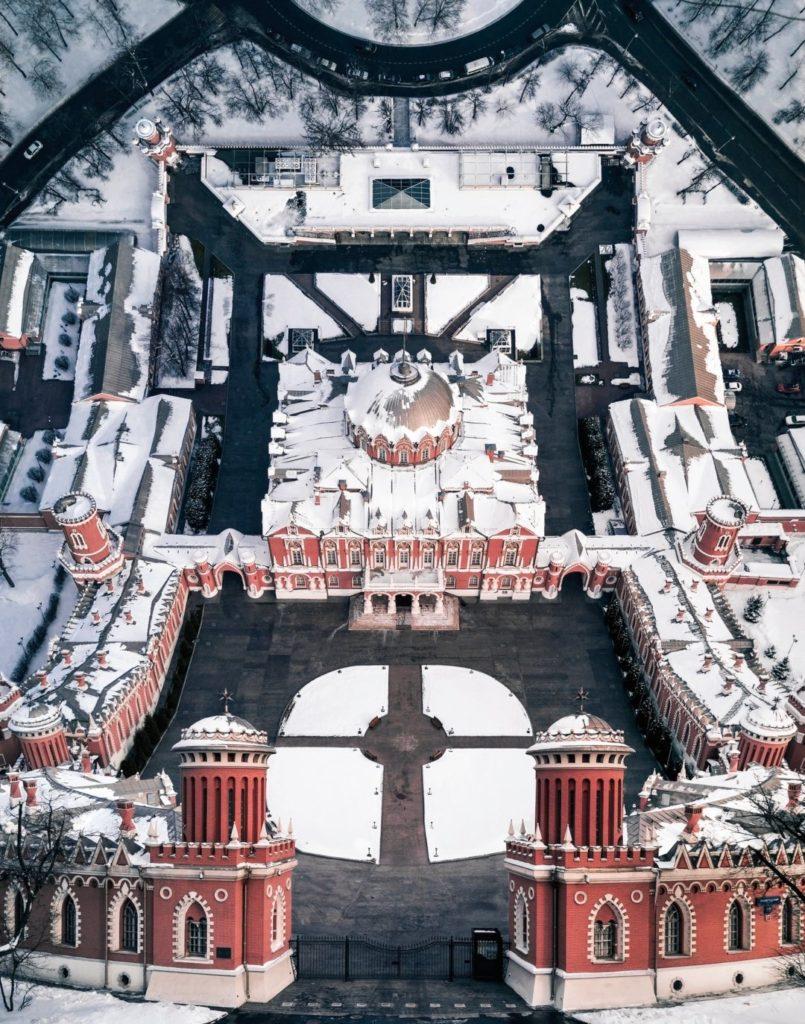 Παλάτι του Αγίου Πέτρου στη Μόσχα
