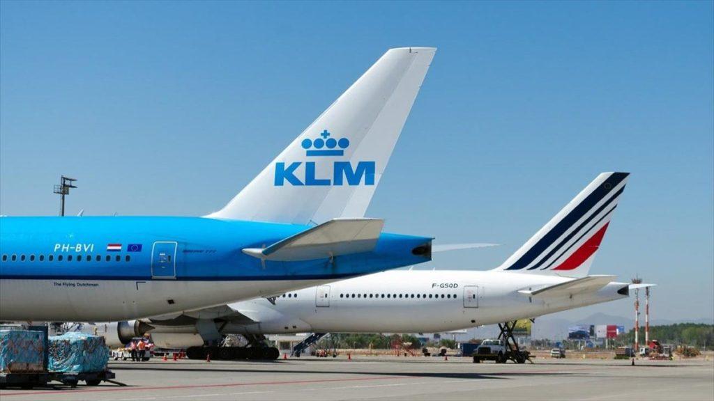 Η KLM αποκαθιστά τις πτήσεις με την Ελλάδα