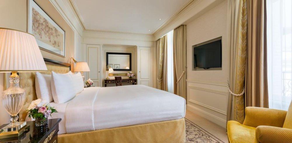 Δωμάτιο στο Shangri La Hotel, Παρίσι