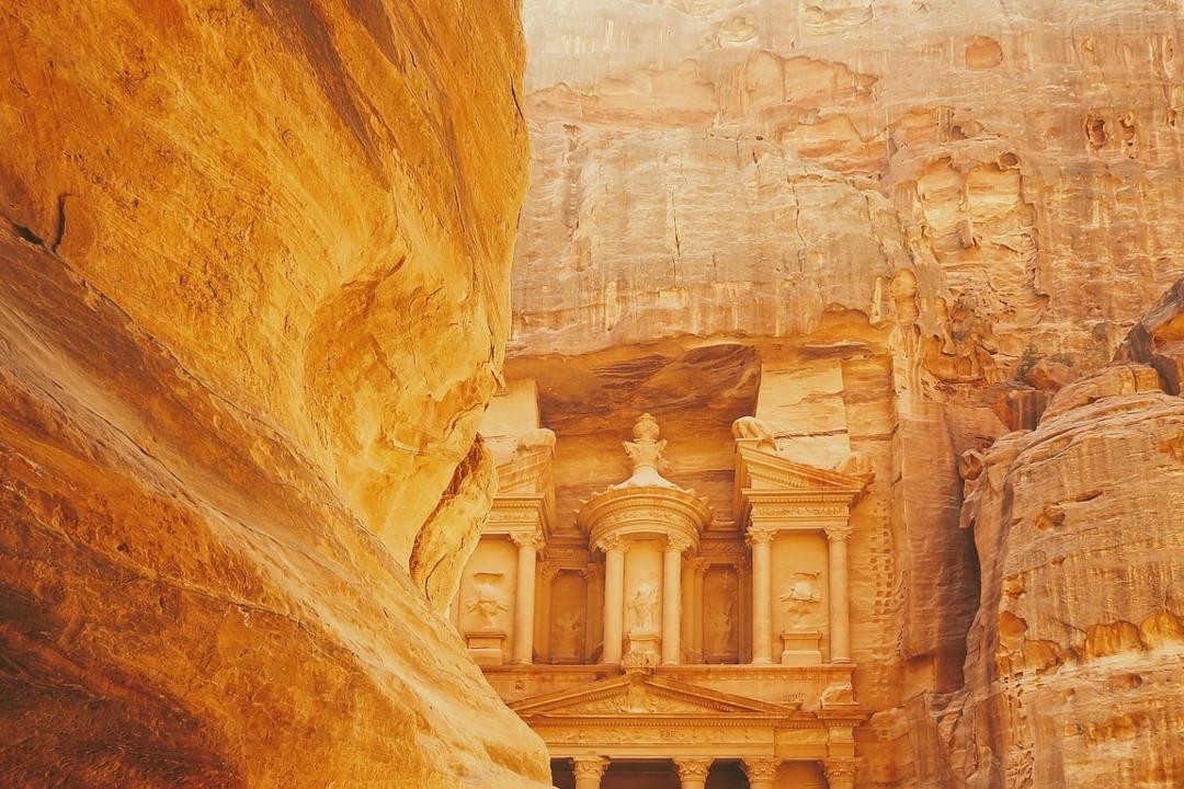 Πέτρα Ιορδανία