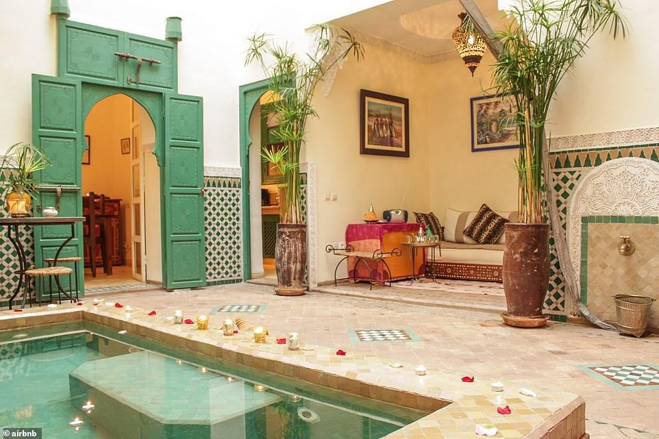 Riad, Μαρακές