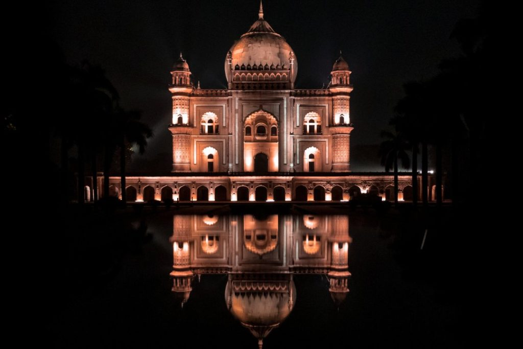 """Safdarjung's Tomb"" Δελχί"