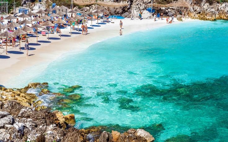 Παραλία Σαλιάρα, Θάσος
