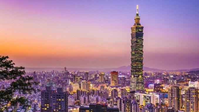 Το Taipei 101 στην Ταϊβάν είναι το 10ο ψηλότερο κτίριο στον κόσμο