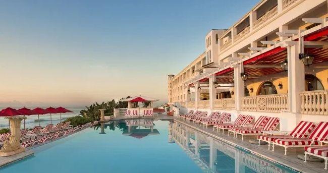 Το ξενοδοχείο Red Carnation Hotel στο Cape Town