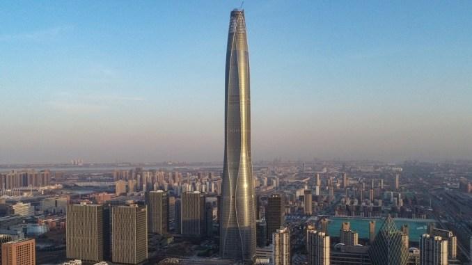 Tianjin Chow Tai Fook (CFT) στην Κίνα