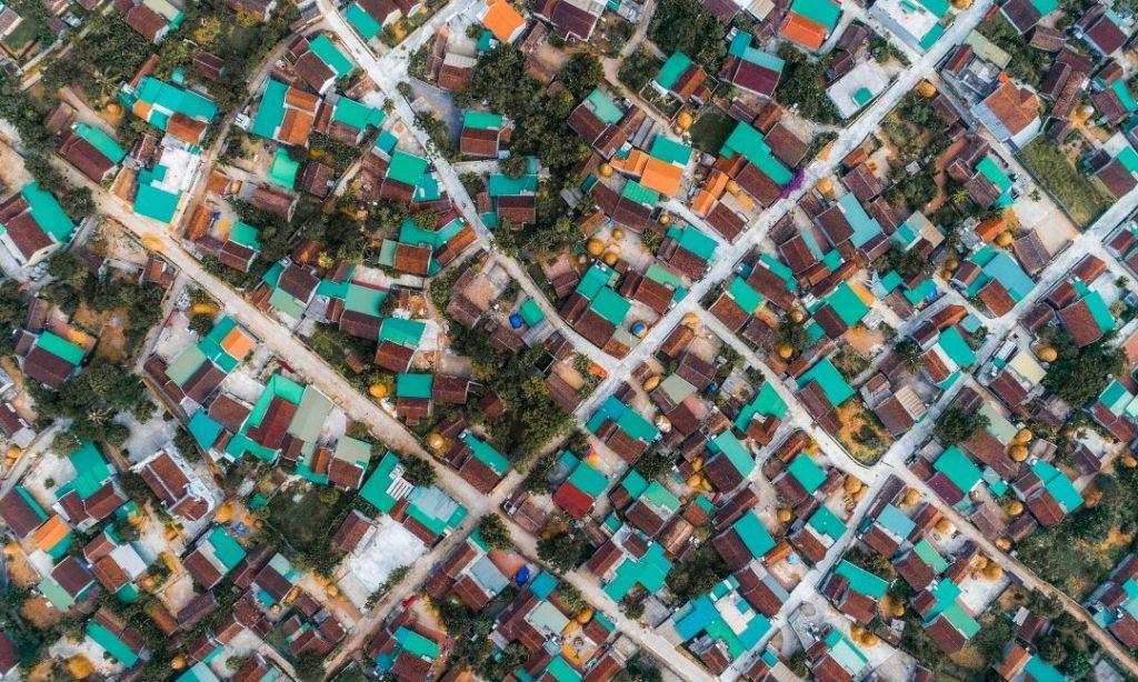 σπίτια Βιετνάμ