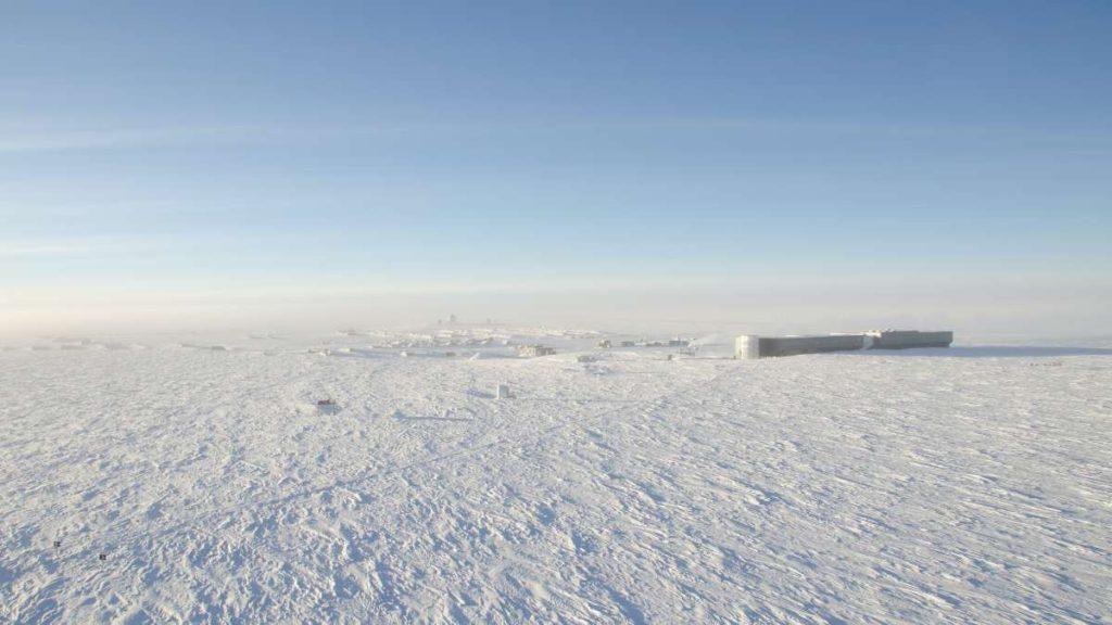 Έρημος Ανταρκτικής