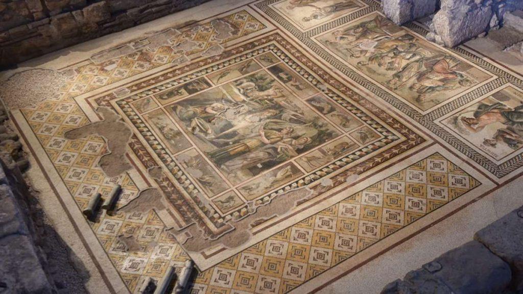 Αθήνα αρχαία ευρήματα