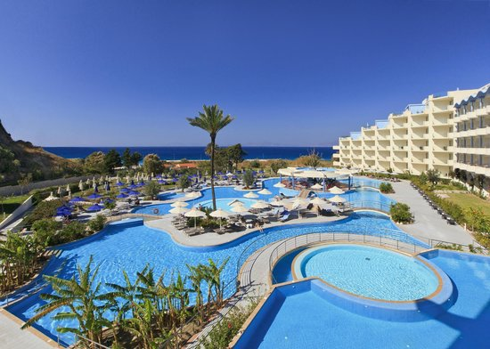 Atrium Platinum Resort Hotel and Spa