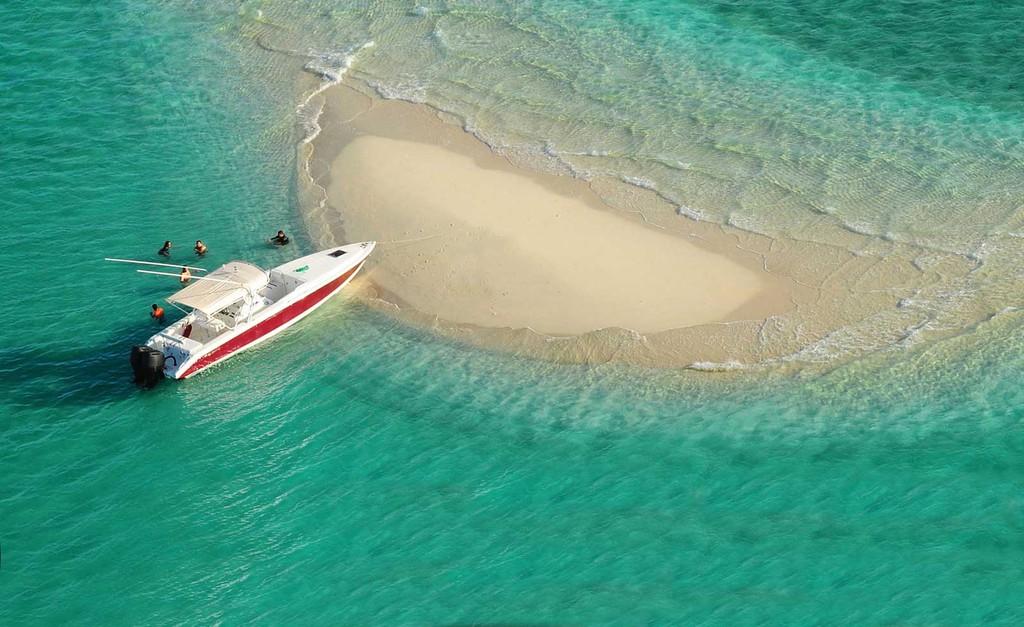 νησί Τζαράντα, Μπαχρέιν
