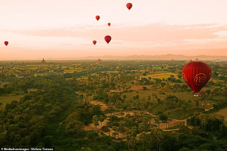 Μπαλόνια, Bagan
