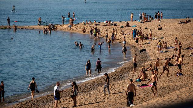 Βαρκελώνη Παραλία