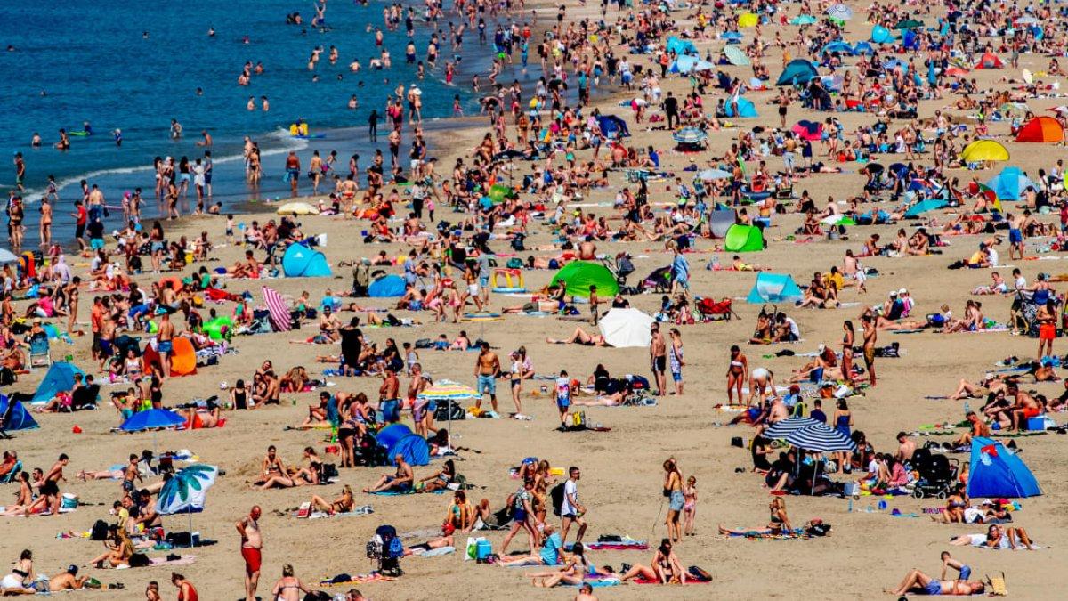 CNN: Το χάος στις παραλίες απειλεί την Ευρώπη
