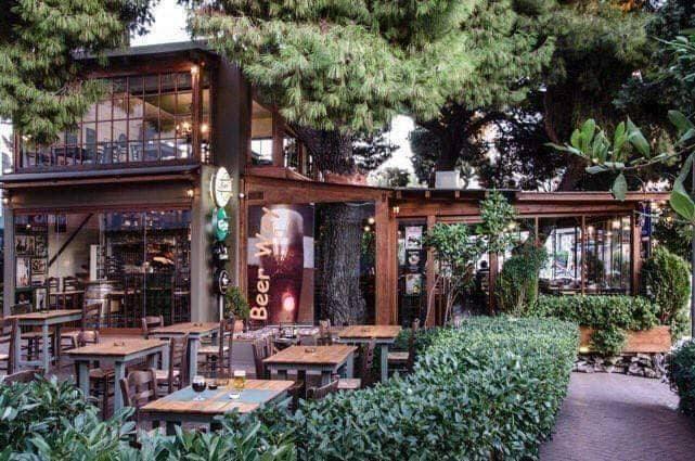 Beerway καφετέρια