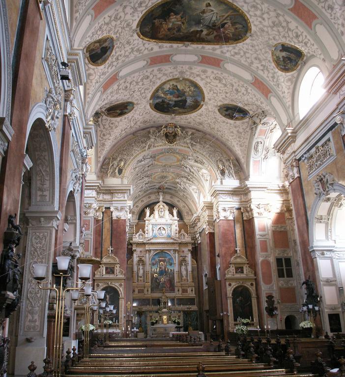 Benediktushaus στη Βιέννη