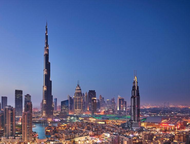 τα ψηλότερα κτίρια στον κόσμο