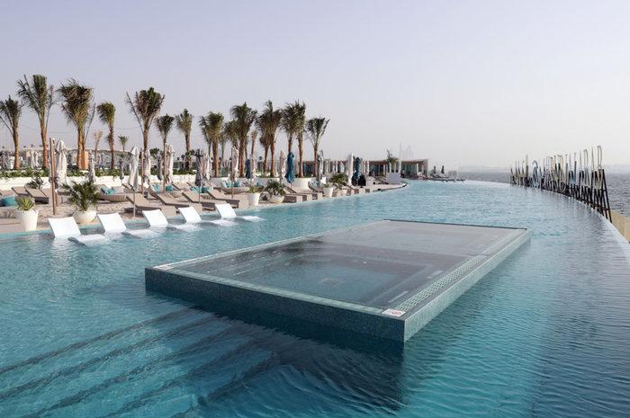 πισίνα Ντουμπάι