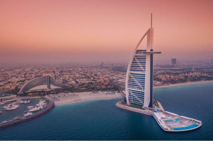 Burj Al Arab Ντουμπάι