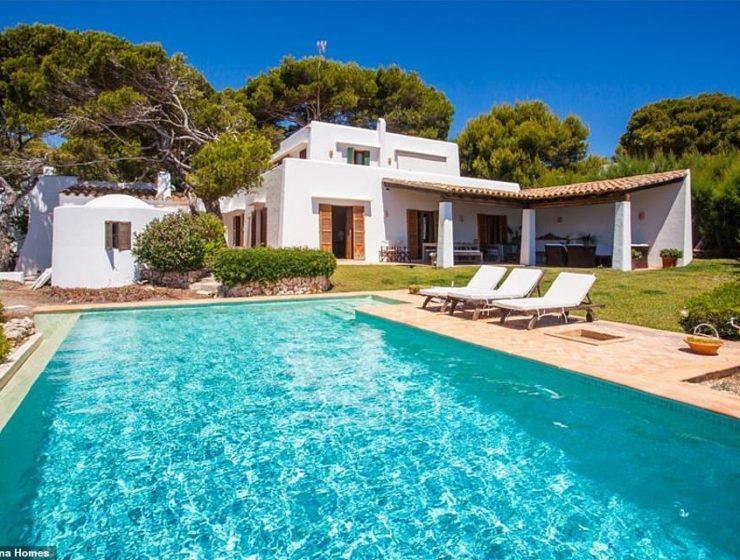 Εξωτερικό Villa Ibizan