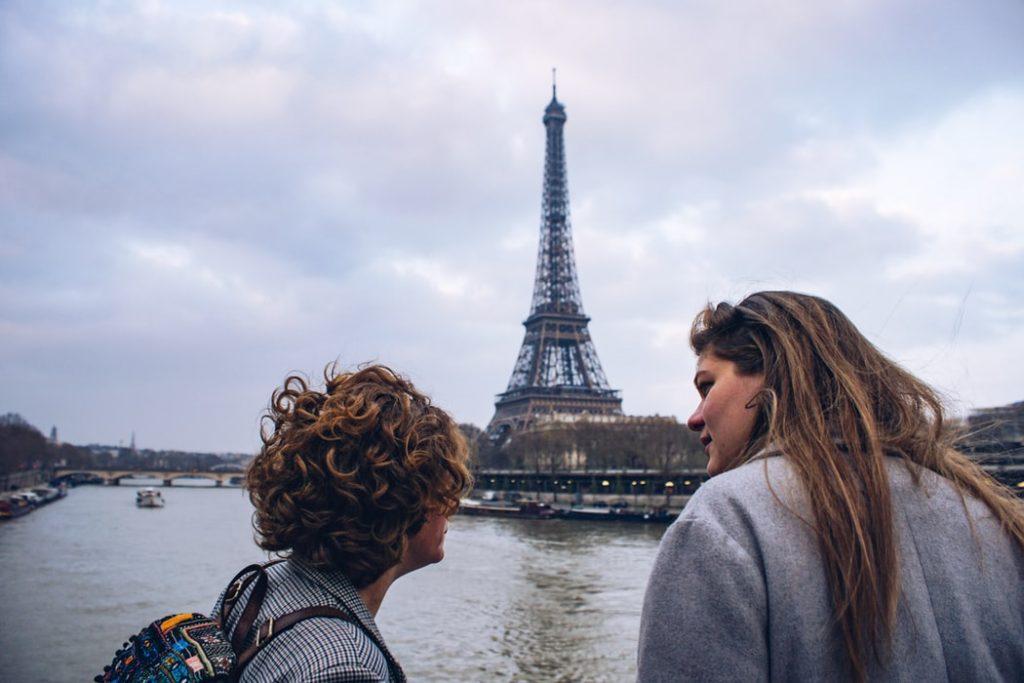 Φίλοι στο Παρίσι