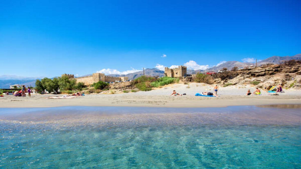 Παραλία Φραγκοκάστελο