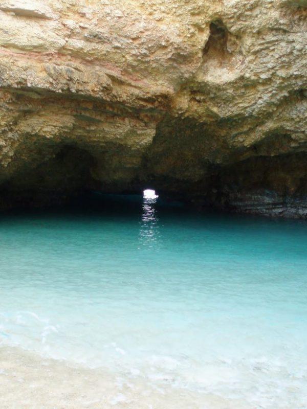 Παραλία Γάλα, Κουφονήσια