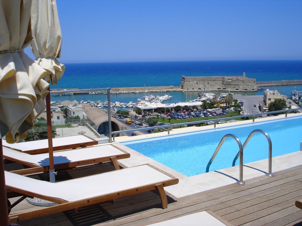 GDM Megaron Historical Monument Hotel Ηράκλειο