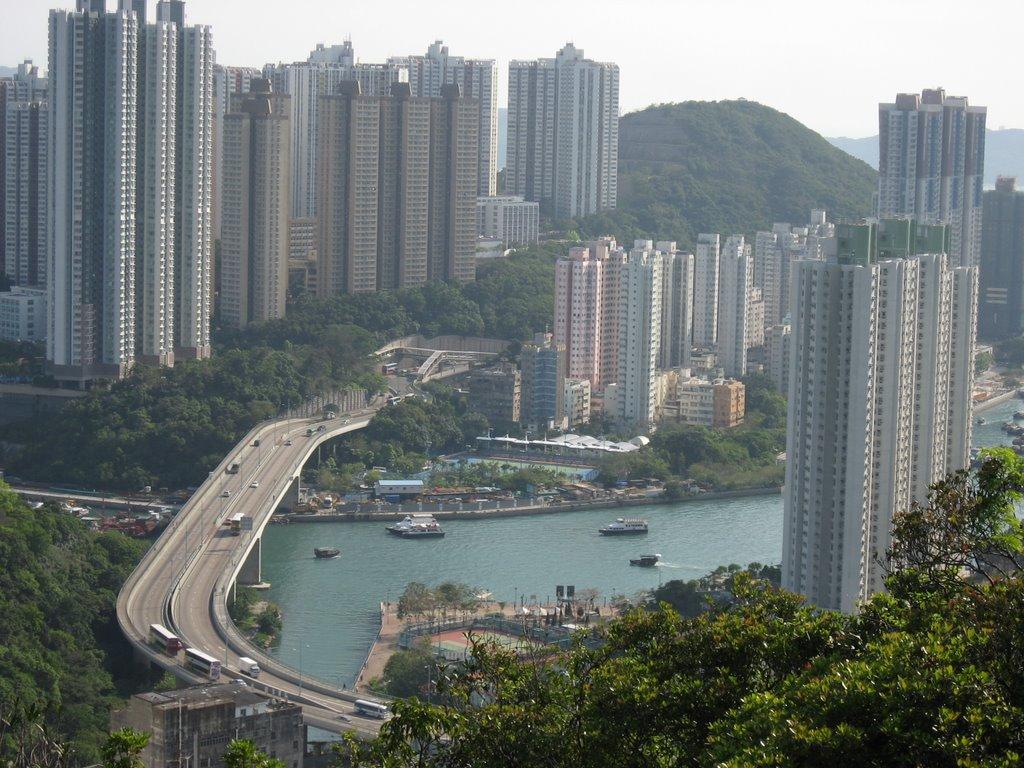Χονγκ Κονγκ λιμάνι