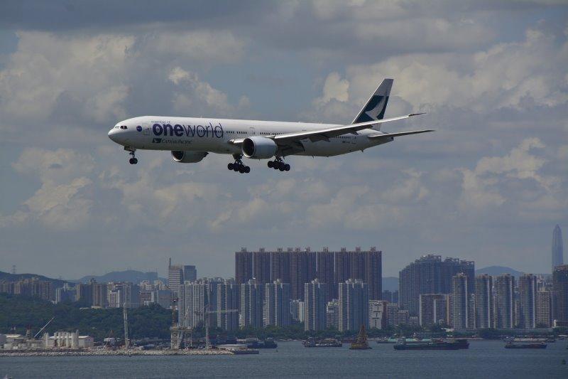 Αεροπλάνο Χονγκ Κονγκ
