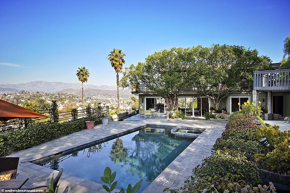 Ιδιωτική πισίνα, Λος Άντζελες