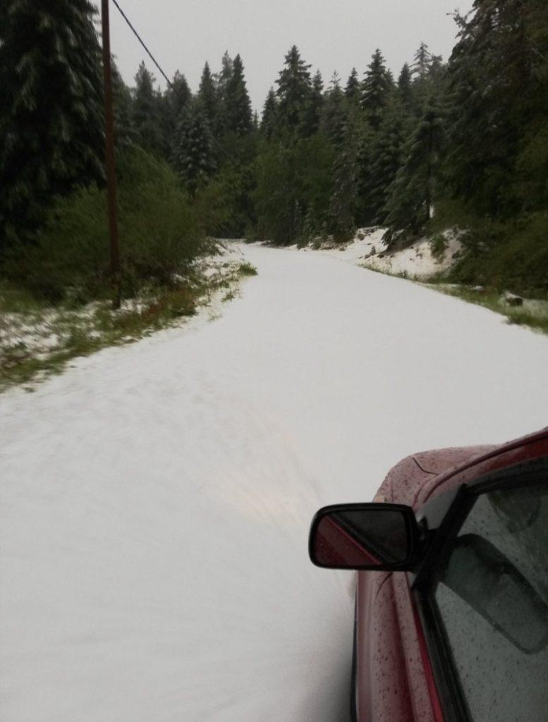 Ιωάννινα χιόνι