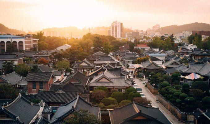 Jeonju, Korea