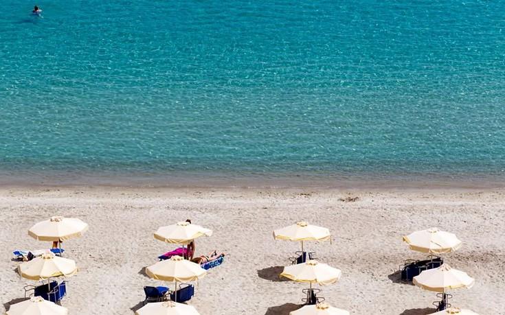 Παραλία Καλλιθέα, Χαλκιδική
