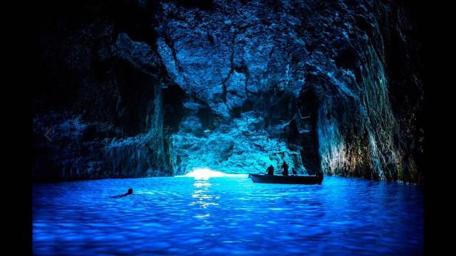 Γαλάζια Σπηλιά Καστελλόριζο