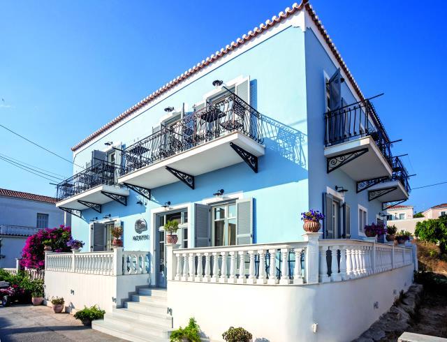 Ξενοδοχείο Kochyli, Σπέτσες