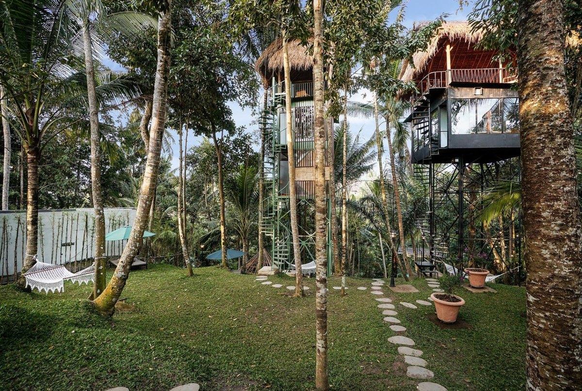 Δενδρόσπιτo Lift Bali