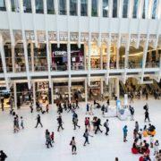 Μαγαζιά, Mall