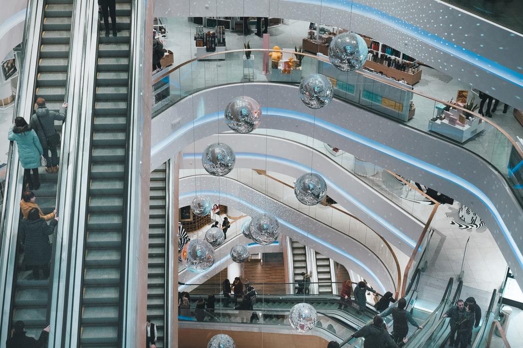 Mall, Ουκρανία
