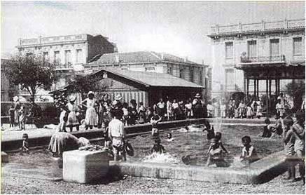 Παλιά πισίνα Αγίου Παντελεήμονα