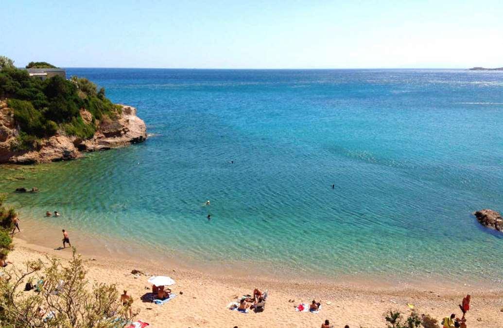 Παραλία Αλθέα ή αλλιώς Σκαλάκια